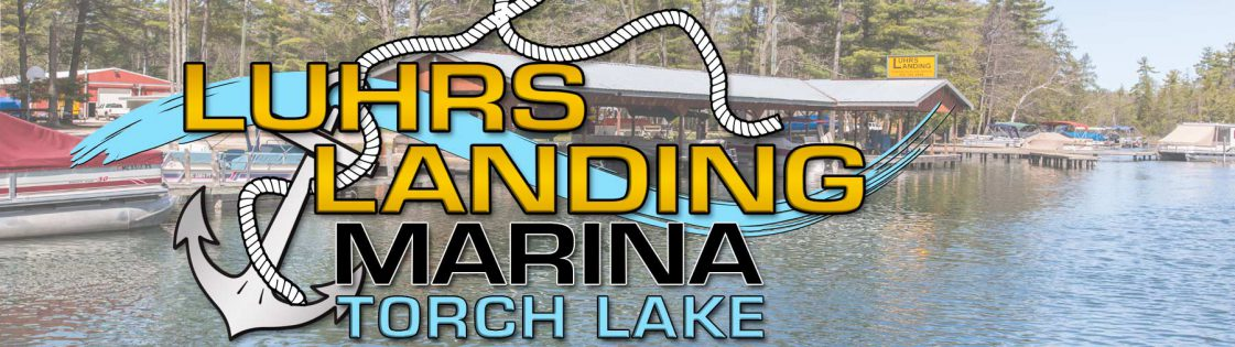 Luhrs Landing Marina Torch Lake, Michigan